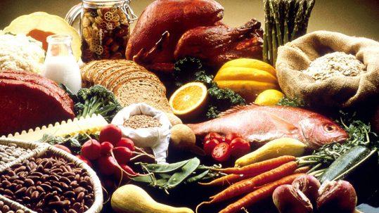 comida sana dieta mediterranea