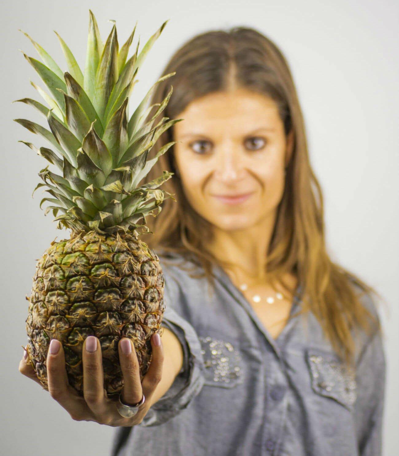 Elena de la Fuente nutricionista madrid